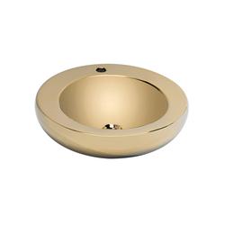 Lavabo Gold | Waschtische | Dune Cerámica