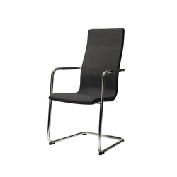 Flex CL high KS-168 | Visitors chairs / Side chairs | Skandiform
