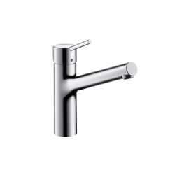 Hansgrohe Talis S Single Lever Kitchen Mixer DN15 for vented hot water cylinders | Kitchen taps | Hansgrohe