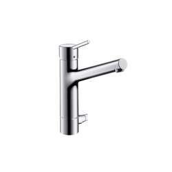 Hansgrohe Talis S Single Lever Kitchen Mixer DN15 with device shut-off valve | Kitchen taps | Hansgrohe