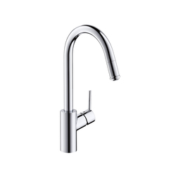 Hansgrohe Talis S² Single Lever Kitchen Mixer DN15 with pull-out spout | Kitchen taps | Hansgrohe