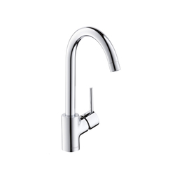 Hansgrohe Talis S² Single Lever Kitchen Mixer DN15 for vented hot water cylinders | Kitchen taps | Hansgrohe
