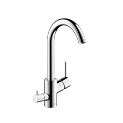 Hansgrohe Talis S² Single Lever Kitchen Mixer DN15 with device shut-off valve | Kitchen taps | Hansgrohe