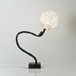 Micro Luna piantana | Free-standing lights | IN-ES.ARTDESIGN