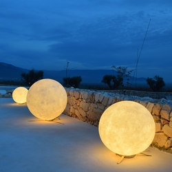 Ex Moon | Outdoor floor lights | IN-ES.ARTDESIGN