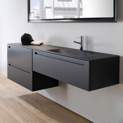 Via Veneto | Mobili lavabo | Falper