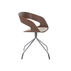 Chat swivel chair | Chairs | Plycollection