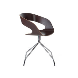 Chat swivel chair | Sillas | Plycollection