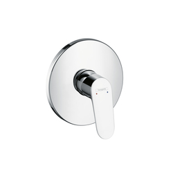 Hansgrohe Focus Single Lever Shower Mixer for concealed installation | Shower taps / mixers | Hansgrohe