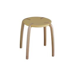 Discus stool | Tabourets | Plycollection