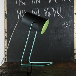 Paint T lavagna | Luminaires de table | IN-ES.ARTDESIGN