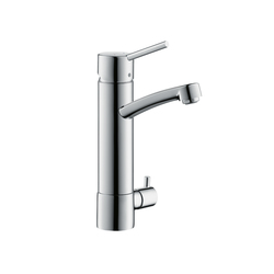 Hansgrohe Focus Single Lever Kitchen Mixer DN15 with device shut-off valve | Wash-basin taps | Hansgrohe