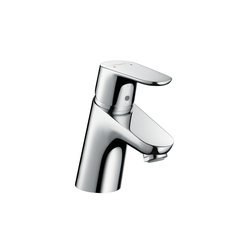 Hansgrohe Focus Single Lever Basin Mixer 70 DN15 with chain | Wash-basin taps | Hansgrohe
