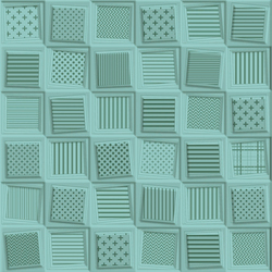Lumière Turquesa | Floor tiles | VIVES Cerámica