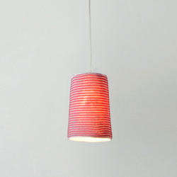 Paint stripe rouge | Suspensions | IN-ES.ARTDESIGN