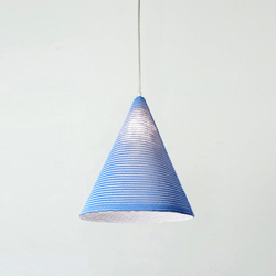 Jazz stripe blau | Pendelleuchten | IN-ES.ARTDESIGN