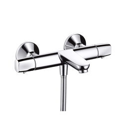 Hansgrohe Focus Ecostat E Thermostatic Bath Mixer for exposed fitting DN15 | Bath taps | Hansgrohe