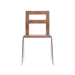 Finestra chair | Multipurpose chairs | Plycollection