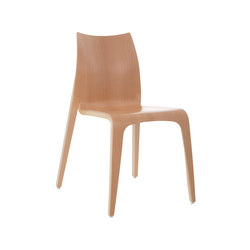 Flow chair | Sedie multiuso | Plycollection