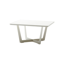 Time Out coffee table small | Tavoli bassi da giardino | Cane-line