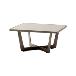 Time Out coffee table large | Tavoli bassi da giardino | Cane-line