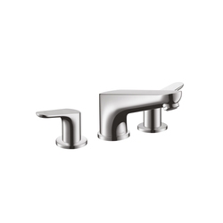 Hansgrohe Focus E² 3-Hole Rim Mounted Bath Mixer DN15 | Bath taps | Hansgrohe