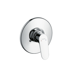 Hansgrohe Focus E² Single Lever Shower Mixer for concealed installation | Shower taps / mixers | Hansgrohe