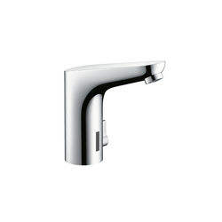 Hansgrohe Focus E² Electronic Basin Mixer DN15 with temperature control with 230V mains connection | Wash-basin taps | Hansgrohe