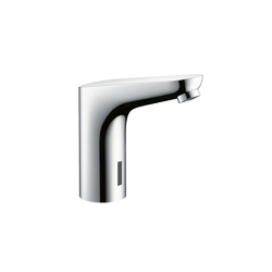 Hansgrohe Focus E² Electronic Basin Mixer DN15 with 230V mains connection | Wash-basin taps | Hansgrohe