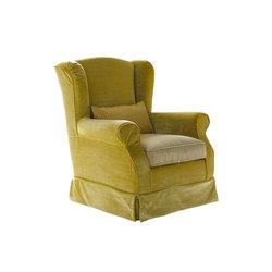 Brigette Armchair | Armchairs | Bolzan Letti