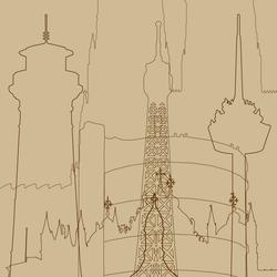 Architektur | Panneau | col2 | Tende a pannello | Sabine Röhse