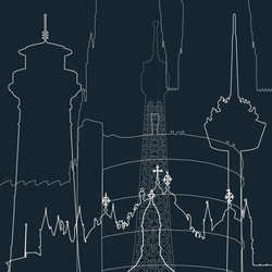 Architektur | Panneau | Tende a pannello | Sabine Röhse
