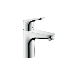 Hansgrohe Focus E² Single Lever Basin Mixer 100 DN15 without waste set | Wash-basin taps | Hansgrohe