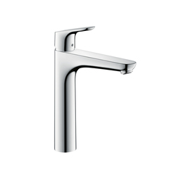 Hansgrohe Focus E² Single Lever Basin Mixer 190 DN15 without waste set | Wash-basin taps | Hansgrohe