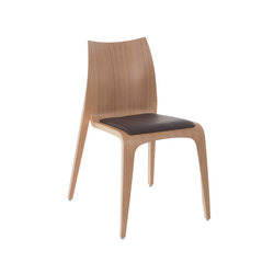 Flow chair | Besucherstühle | Plycollection