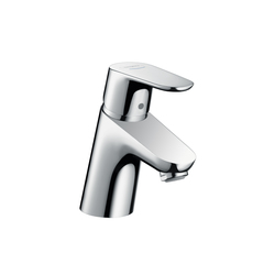 hansgrohe Focus Pillar tap 70 without waste set | Wash-basin taps | Hansgrohe