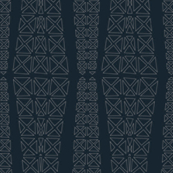 Architektur I Turm | col1 | Tissus sur mesure | Sabine Röhse