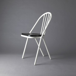 SURPIL CHAISE - SL9BL | Chaises | DCW éditions
