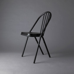 SURPIL CHAIR - SL10BL | Chaises | DCW éditions
