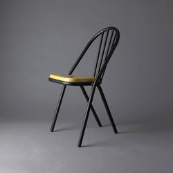 SURPIL CHAIR - SL10WL | Chaises | DCW éditions
