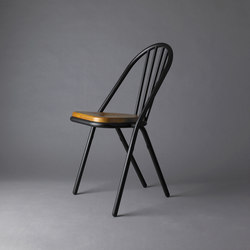 SURPIL CHAIR - SL10WM | Chaises | DCW éditions