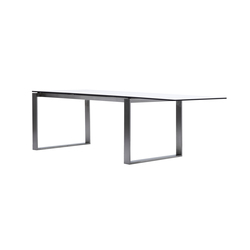 Edge Table | Garten-Esstische | Cane-line
