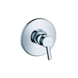 Hansgrohe Focus S Single Lever Shower Mixer for concealed installation | Shower taps / mixers | Hansgrohe