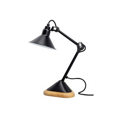 LAMPE GRAS - N°207 black | Luminaires de table | DCW éditions