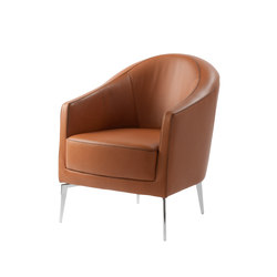 Donna Armchair | Lounge chairs | Christine Kröncke