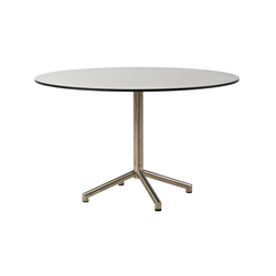 Avenue dining table | Tables de cafétéria | Cane-line