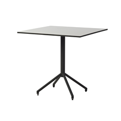 Avenue Café | Cafeteria tables | Cane-line
