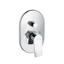 Hansgrohe Metris Single Lever Bath Mixer for concealed installation | Rubinetteria per vasche da bagno | Hansgrohe