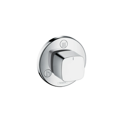 Hansgrohe Metris Trio|Quattro Shut-Off and Diverter Valve for concealed installation DN20 | Bath taps | Hansgrohe