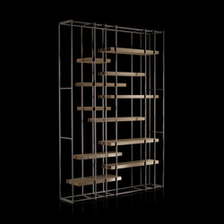Cage B | Shelving systems | HENGE